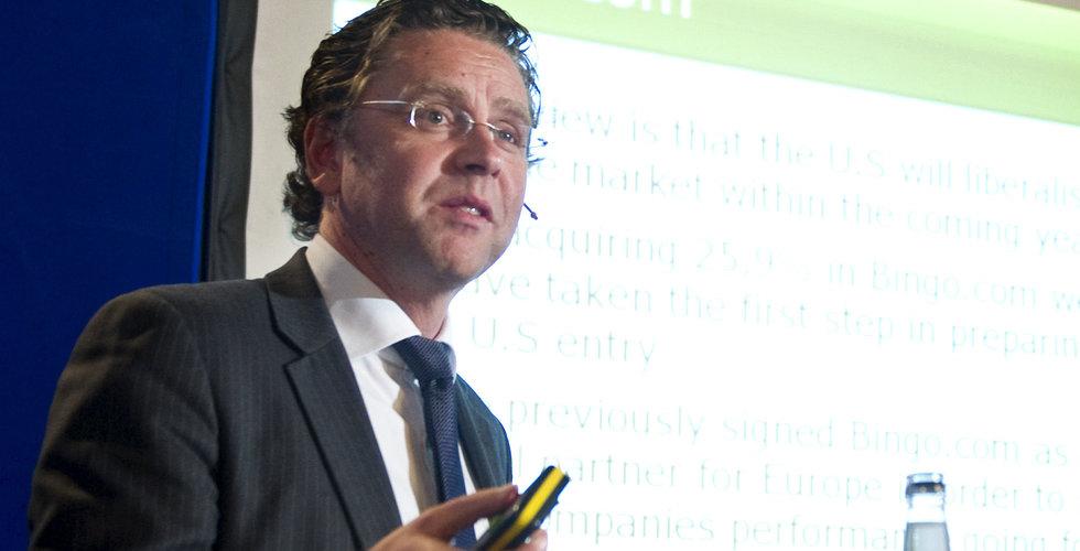 Petter Nylander är ny vd i Spiltan-bolaget Besedo