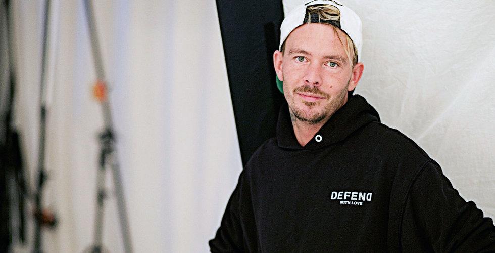"""Joakim Lundell om sina affärer: """"Jag behöver inte 100 miljoner"""""""