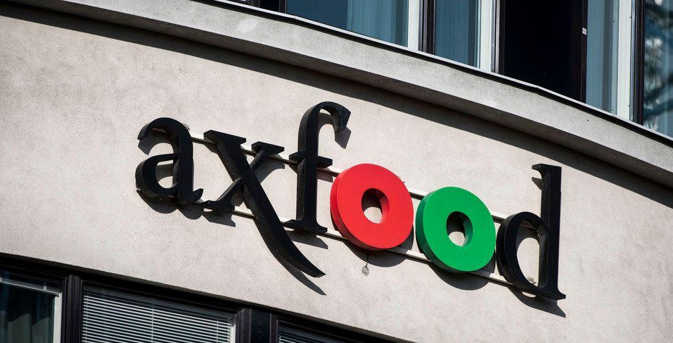 Axfood ökade resultatet – ska satsa på nytt e-handelslager