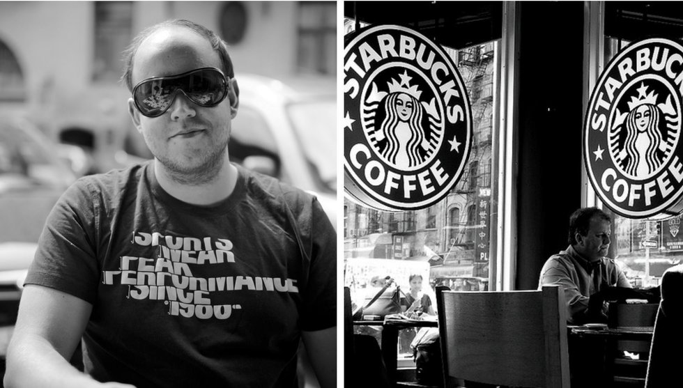 """Breakit - """"Vi gör baristan till DJ"""" - Daniel Ek om samarbetet med Starbucks"""