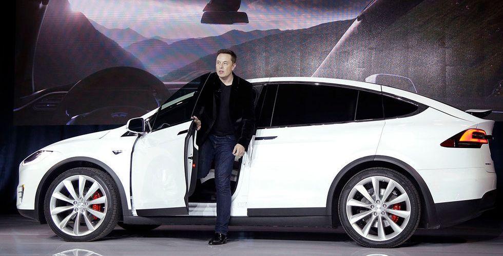 Breakit - Hype och Musk-hysteri – men i Sverige rasar nu Teslas försäljning
