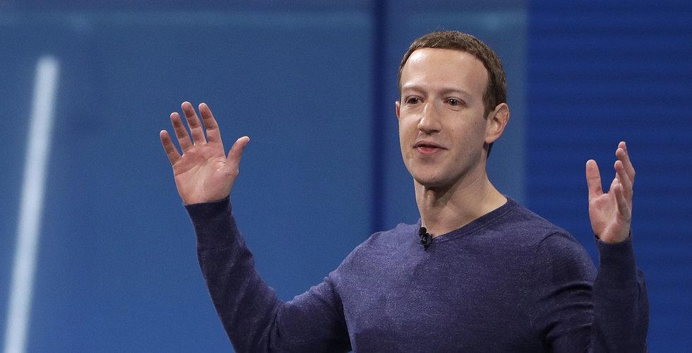 Facebook lockar riskkapital för satsning på kryptovaluta