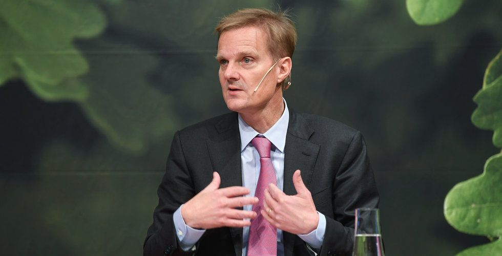 Swedbanks vd Jens Henriksson får godkänt av Finansinspektionen