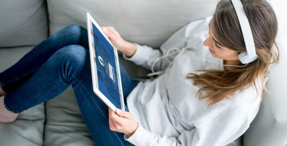 Breakit - Streamade tjänster ökar sin andel av annonskakan