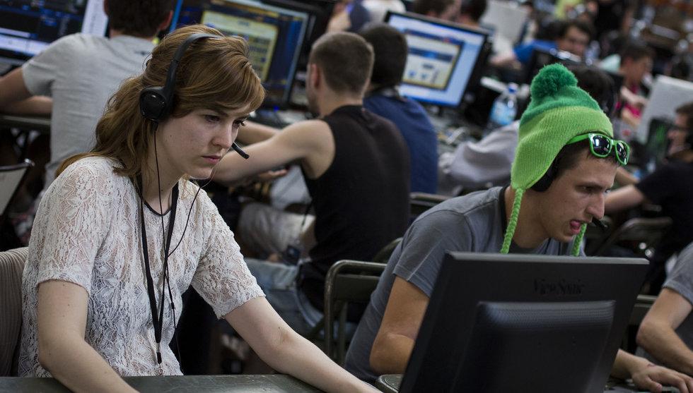 MTG satsar på egen global tv-kanal för att erövra e-sportvärlden