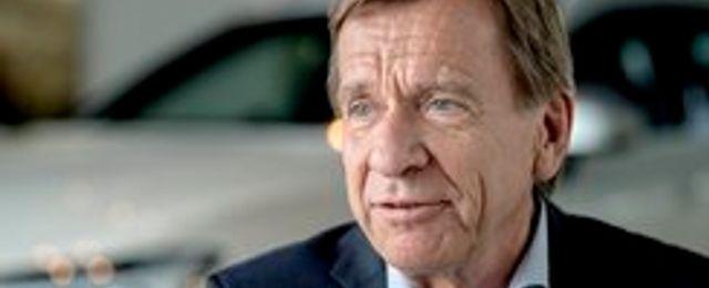 Utspelet från Volvo-chefen: Förbjud bensin- och dieselbilar