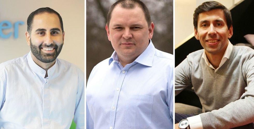 Hälften av techsuccéerna har grundare med utländsk bakgrund