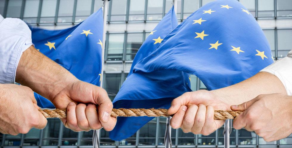 Sveriges regering säger ja till EU:s omstridda upphovsrättsdirektiv