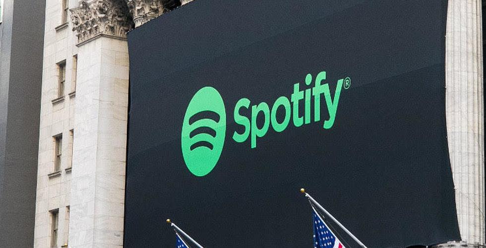 Spotify noteras – då hissar New York-börsen fel flagga