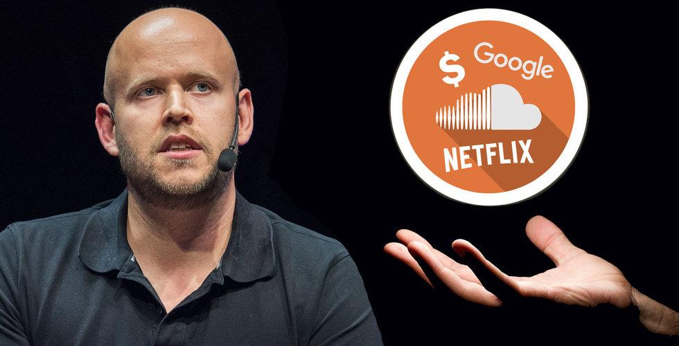 Breakit - De blev störst i världen – här är framtiden för Spotify