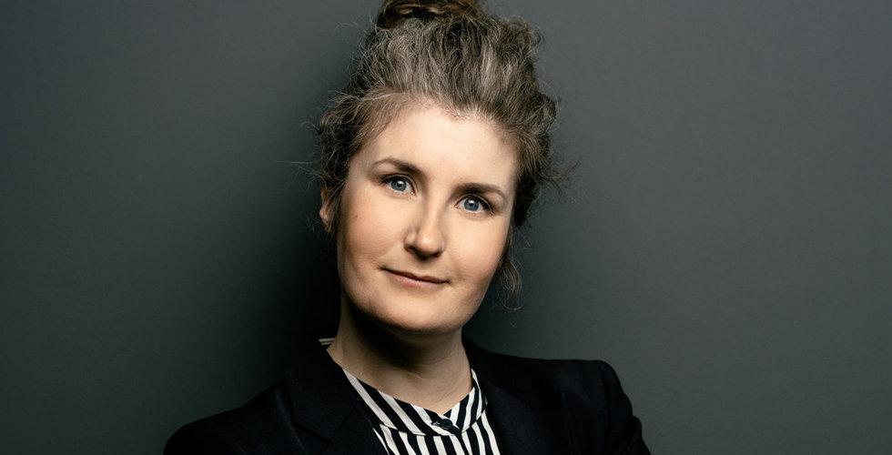 Anna Haupt lämnar Nevs – går till Industrifonden