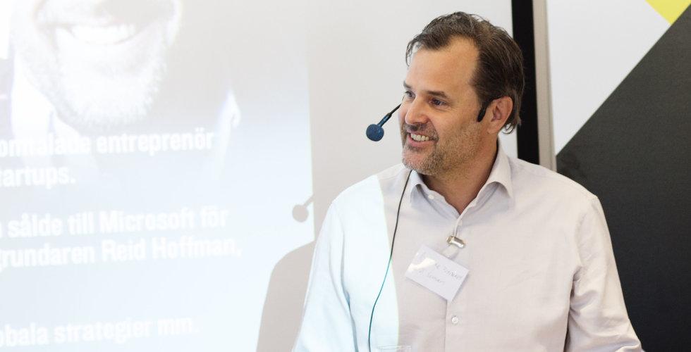 EQT Ventures satsar 30 miljoner kronor på svenska Peltarion