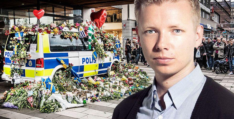 """Breakit - Karlsten: """"Terrorattacken i Stockholm har tydliggjort en ny maktordning för information"""""""