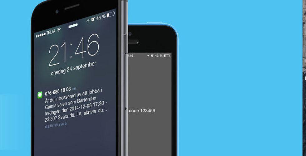 Breakit - Startupen 46elks expanderar till Finland med sms-tjänst för företag