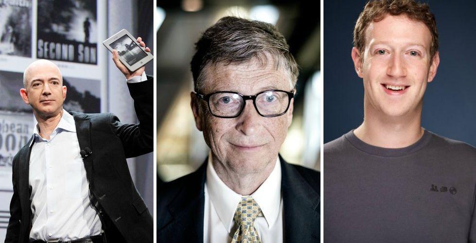 Bill Gates och en rad techprofiler lanserar jättefond för ren energi