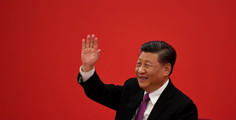 Kina slopar tillväxtmål – corona skapar för stor osäkerhet