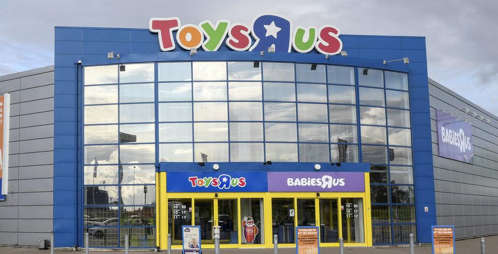 Breakit - Hoppet snart ute för Toys R Us butiker i USA