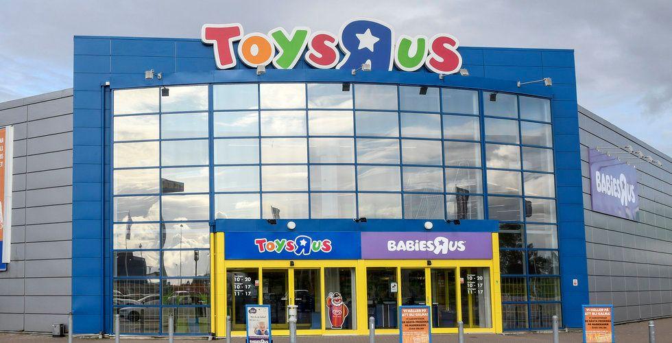 Hoppet snart ute för Toys R Us butiker i USA