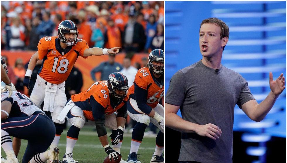 ESPN har börjat använda sig av viralhacket på Facebook
