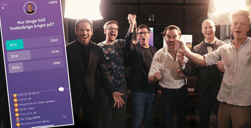 Primetime har fått hundratusentals svenskar att spela – nu lanserar de i Danmark