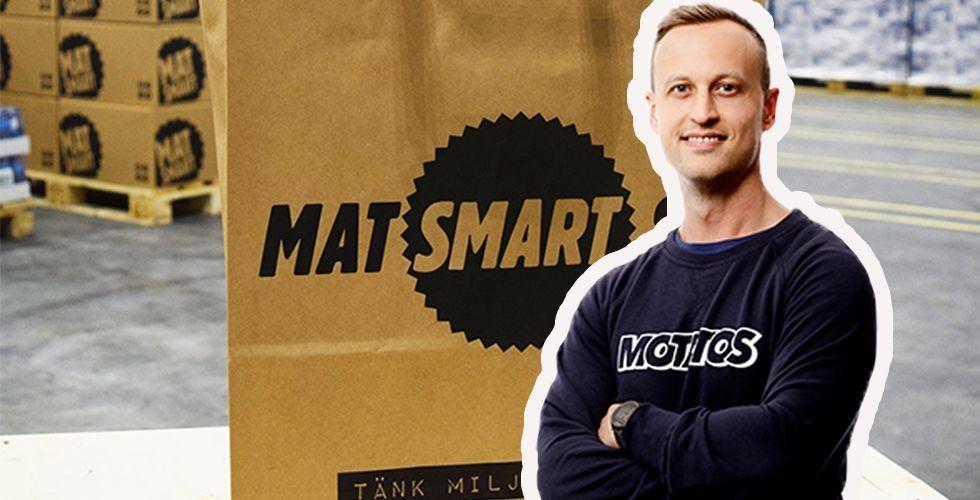 Peter Beckius blir ny operativ chef på Matsmart.