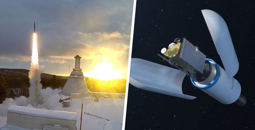 Isar Aerospace tar in nästan 1 miljard – satsar i Kiruna