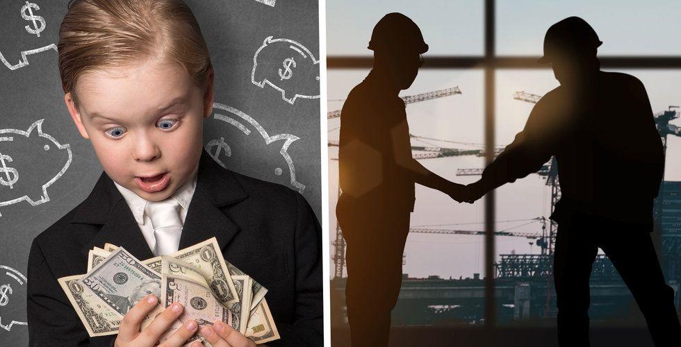 Näringslivsföreträdare: Svenskarna tjänar för mycket – lönerna ökar för snabbt