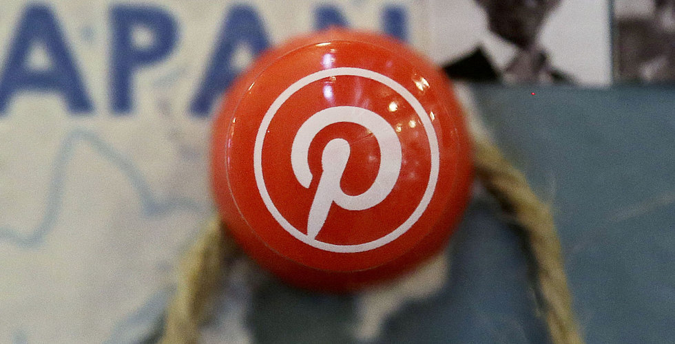 Pinterest siktar på börsen först 2019