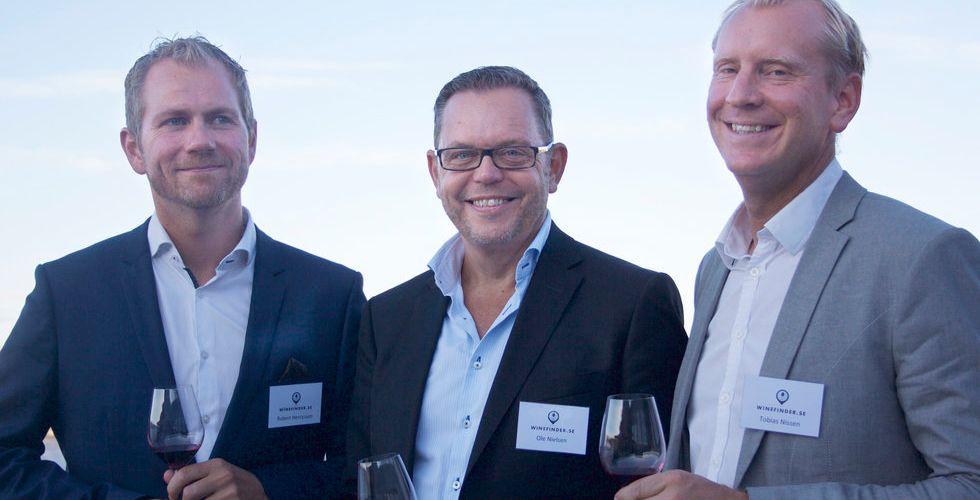 Nya ägare ska få pengarna att flöda hos e-handlaren Winefinder