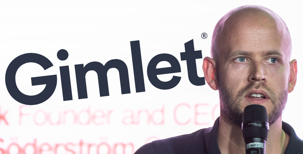 Spotify förvärvar podcastföretagen Gimlet Media och Anchor