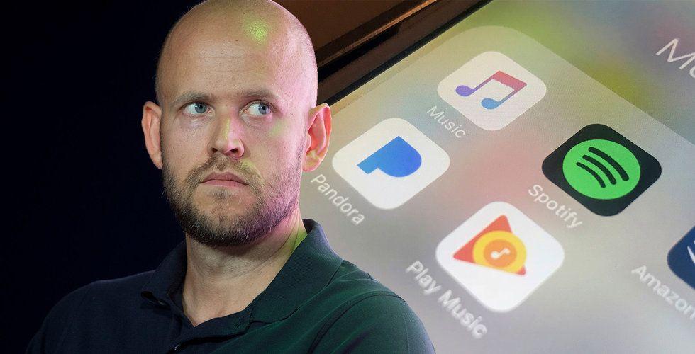 Spotify ska testa att höja priset på familjeabonnemang i Norden