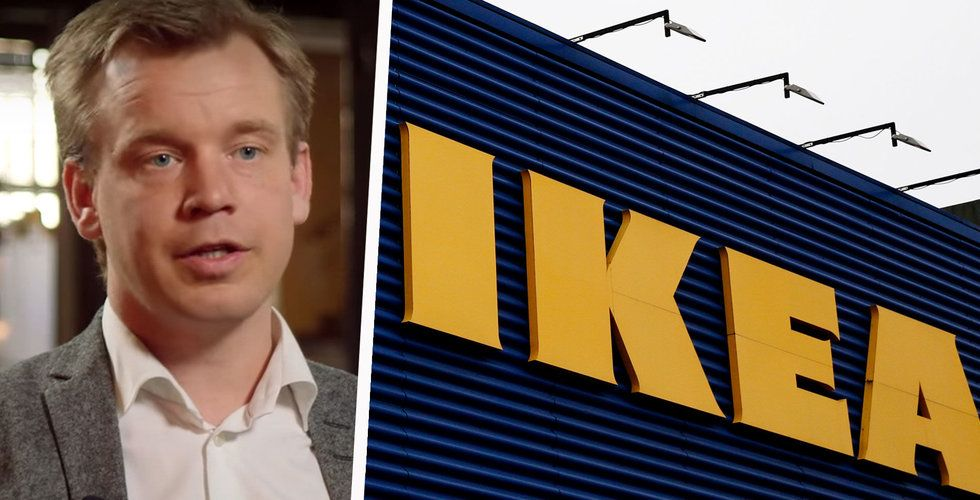"""Datainsamlingsbolaget Nepa i samarbete med Ikea: """"Betydande affär"""""""