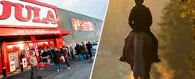 Breakit - Hemmafixarkoncernen köper upp Kamprad-familjens hästkedja