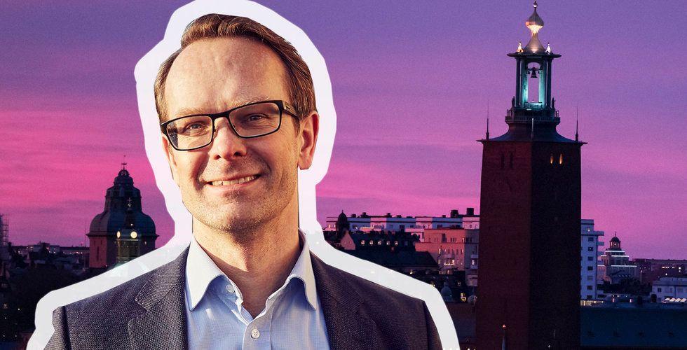 Investor-profilen som blev Saas-investerare – det här letar Mikael Johnsson efter (och det saknas i Sverige)