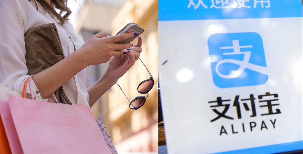 Alibaba gör offensiv – riktad mot Sverige
