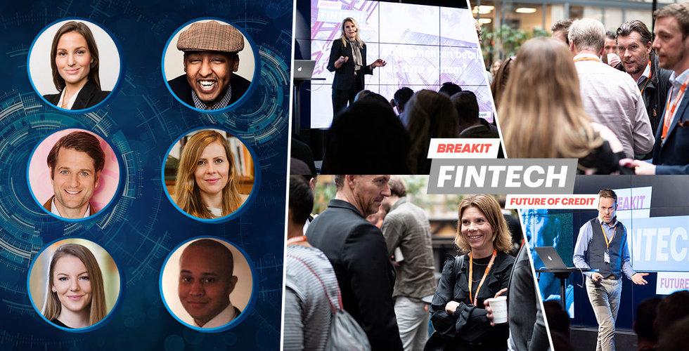 I höst samlas fintech-Sverige på Future of credit –ses vi där?