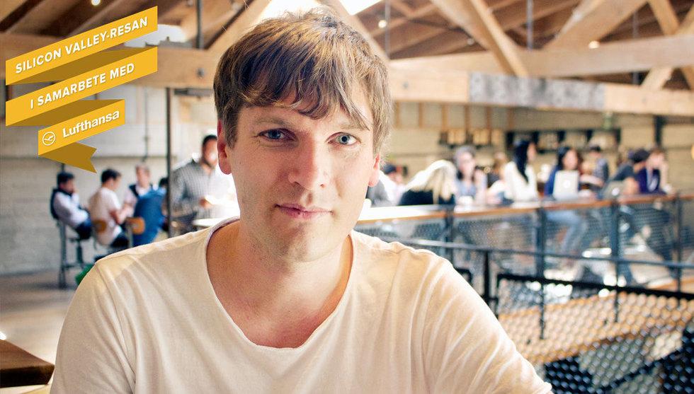Gustaf Alströmer investerar i startups - men struntar i pengarna