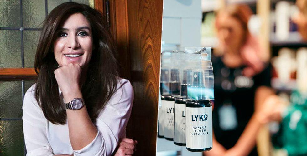 Bambuser börjar samarbeta med Lyko – rusar på börsen