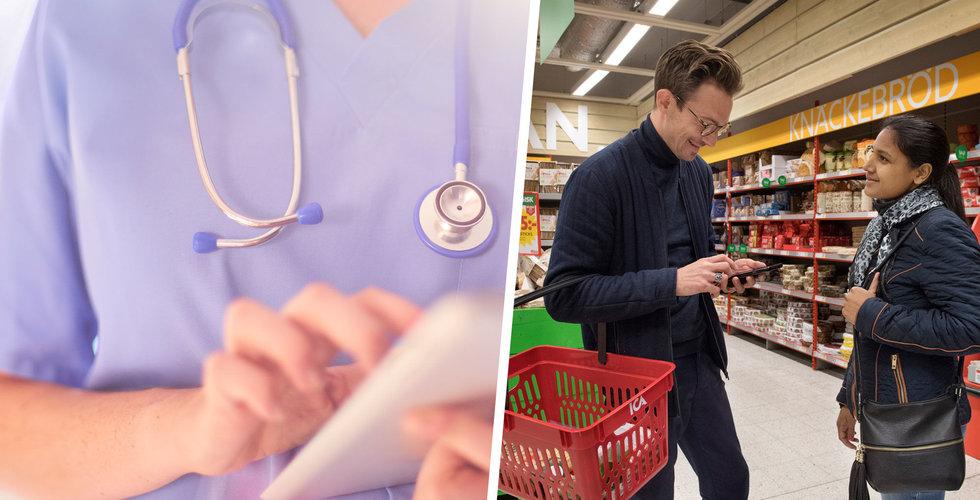 Min Doktors nya satsning – öppnar kliniker i Ica-butiker