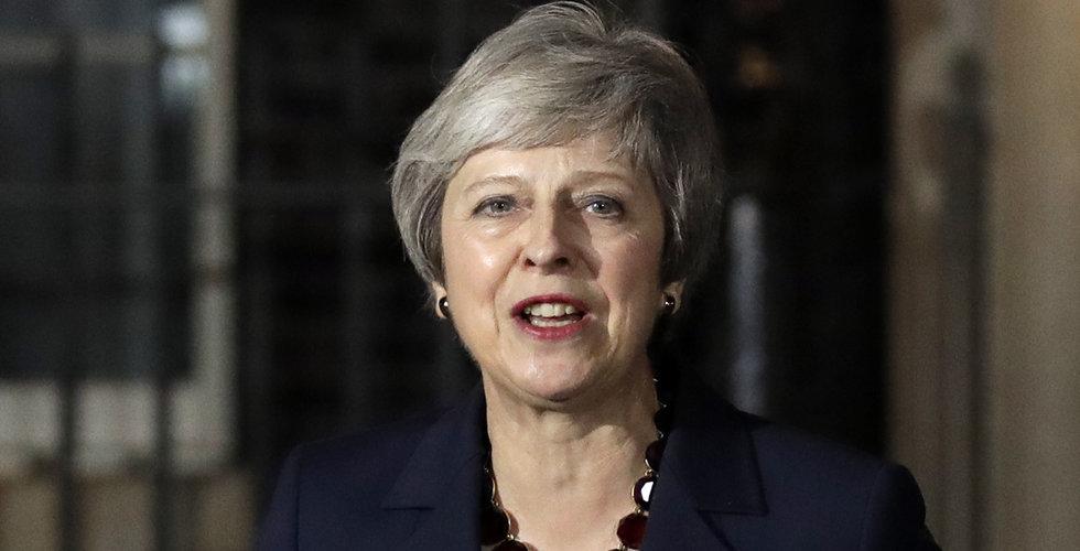 Theresa May öppnar för ny folkomröstning om Brexit
