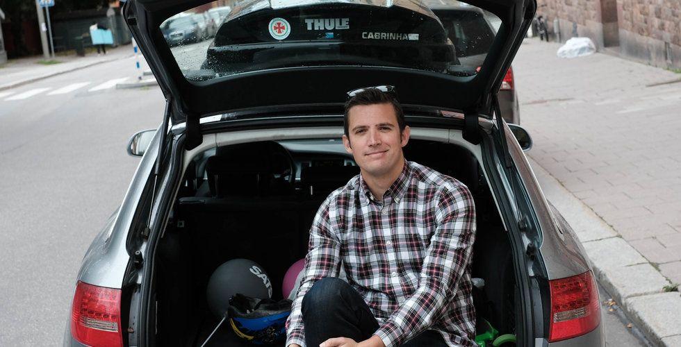 Snappcar växlar upp – låter dig tjäna pengar på bilen utan att släppa nyckeln