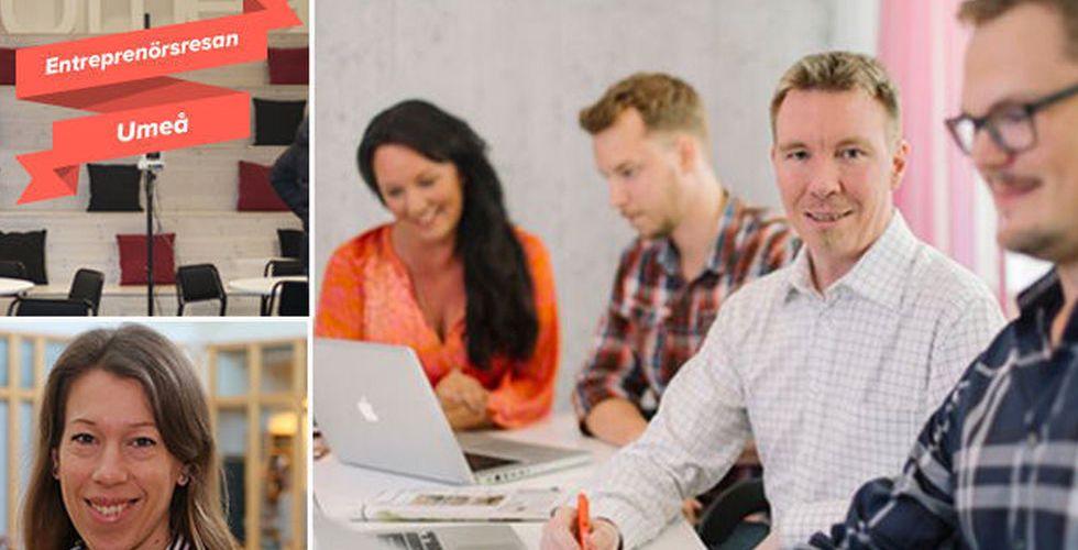 Här är 9 heta techbolag från Umeå som du borde ha koll på