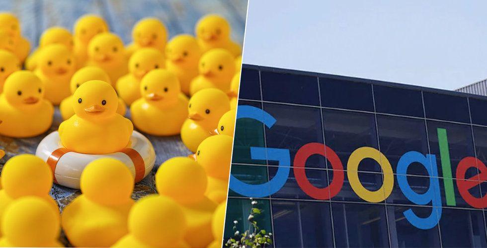 Google lämnar över efterlängtad domän till sökmotorn DuckDuckGo
