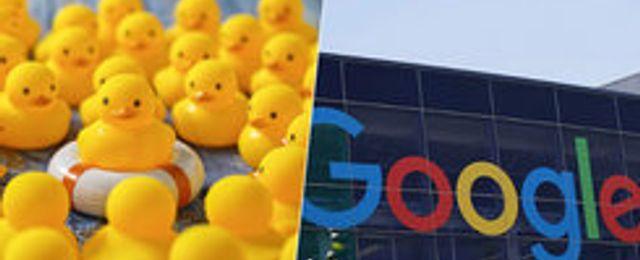 """Breakit - De tjatade i åtta år – nu lämnar Google äntligen över """"ankan"""""""