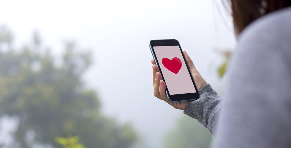 Breakit - Tinder-ägaren Match stämmer konkurrenten Bumble för patentintrång