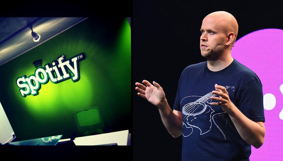 Breakit - Vinst för Spotify i Storbritannien - men minskade reklamintäkter