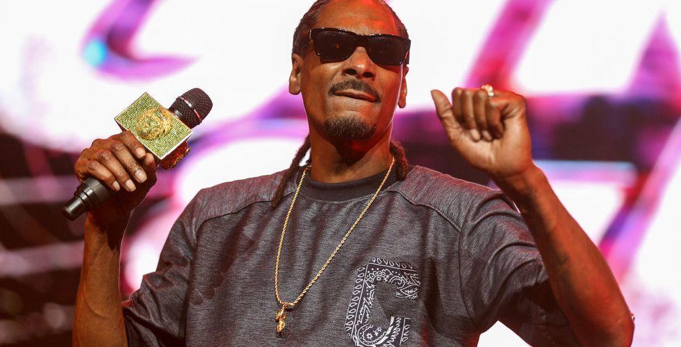 """Breakit - Snoop Doggs galna hälsning till """"Notch"""": Kom hem till mig och rök"""