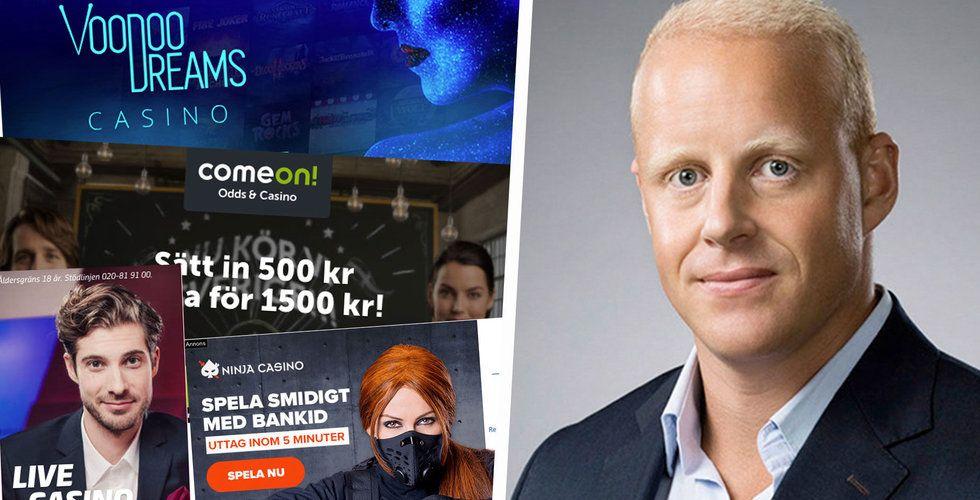 Spelmiljardären Henrik Persson Ekdahl sågar spelbolagens tv-reklam