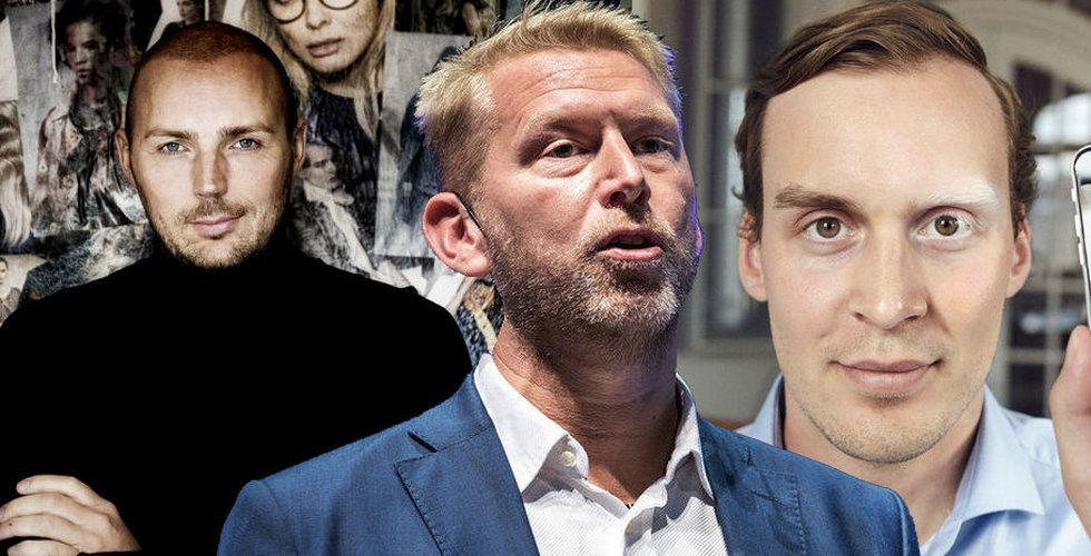 6,4 miljarder satsades i svenska startups – på sex månader