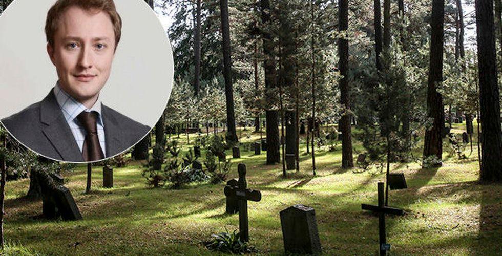 Digitala Fonus-dödaren Funera fyller på – med nya miljoner